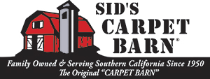 Come on down to one of Sid's Carpet Barn's four convenient locations today for huge savings on all of your flooring needs!